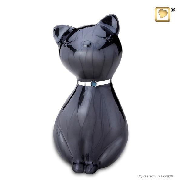 Princess Cat schwarz / grau